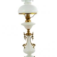 Lampa-naftowa-stołowa-pocz.-XX-w