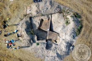 Rękawczyn 2019. XIII Międzynarodowy Obóz Archeologiczny