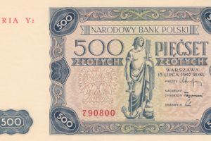 """""""Polski pieniądz papierowy"""""""