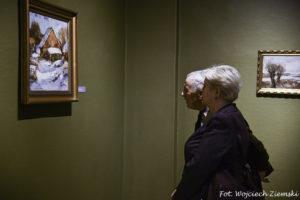 """Otwarcie wystawy """"Kolekcje. Obrazy ze zbiorów Walerii Gray"""""""