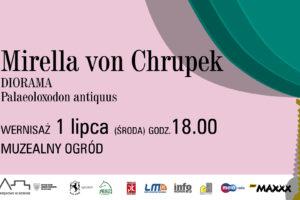 """Mirella von Chrupek – """"Diorama. Palaeoloxodon antiquus"""""""