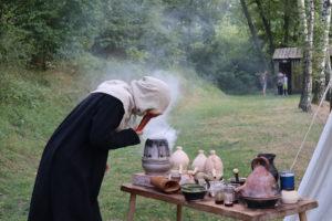 Tajniki sztuki alchemicznej w Mrówkach
