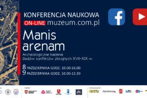 """Międzynarodowa Konferencja Naukowa  """"Manis arenam"""""""