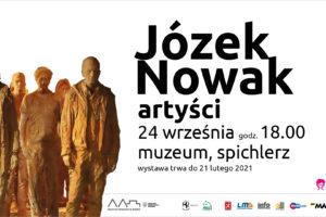 """""""Artyści"""" Józefa Nowaka w Koninie"""