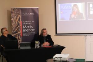 """Za nami międzynarodowa konferencja naukowa """"Manis arenam"""""""