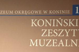 Nowe Konińskie Zeszyty Muzealne